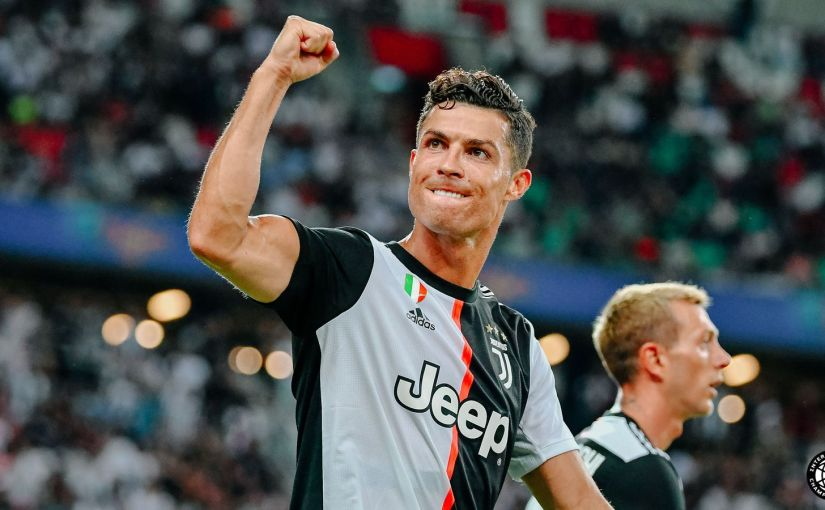 The Old Lady and CR7: a match made inheaven