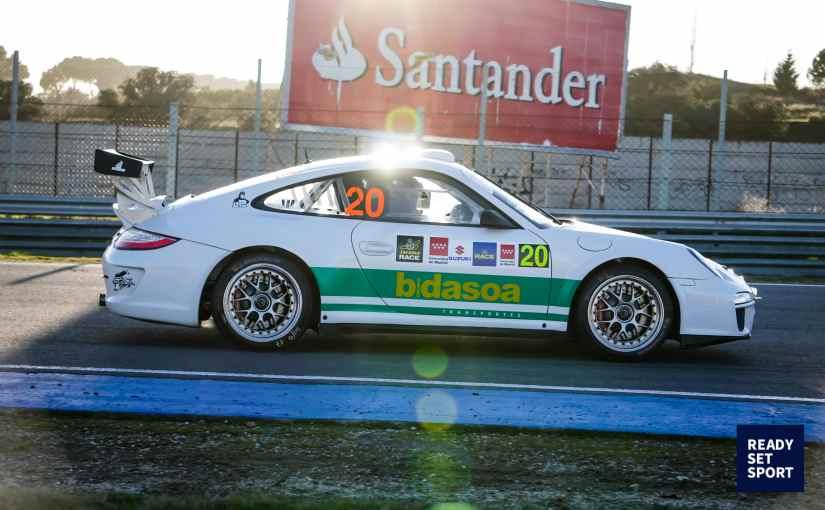 RALLY-CAM RACE Jarama Circuit2020