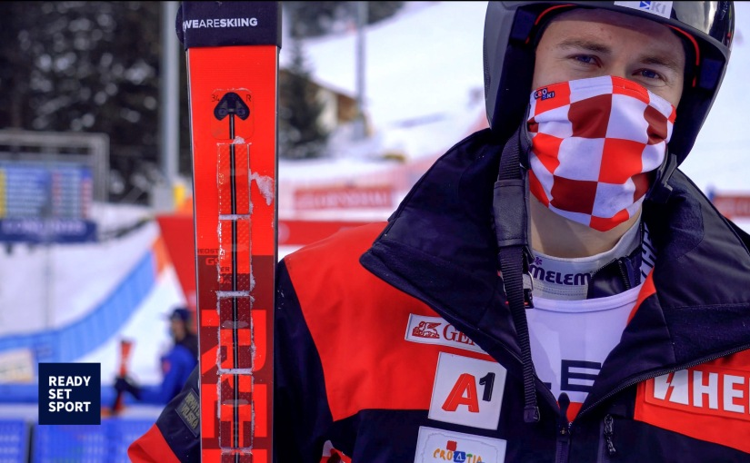 Filip Zubcic Alta Badia FIS Alpine Ski World Cup Giant Slalom 2020Interview