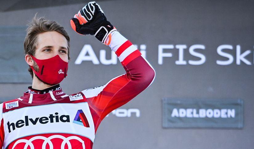 Marco Schwarz ends Austria's Slalom winningdrought