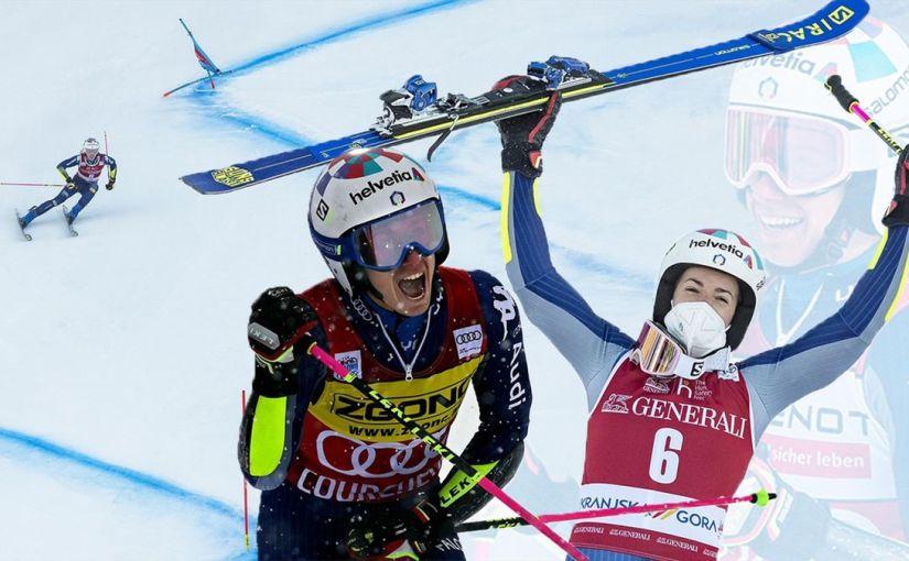 Marta Bassino's supremacy: the 2020/21 Giant Slalomdomination