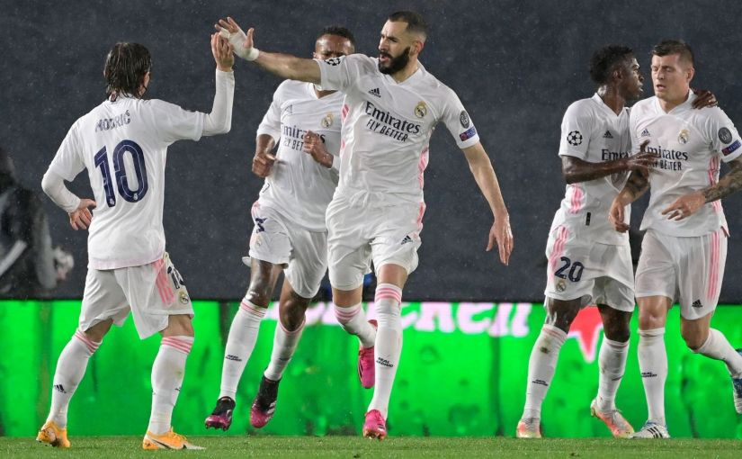Benzema keeps Real Madrid's 'Road to Istanbul' dream alive