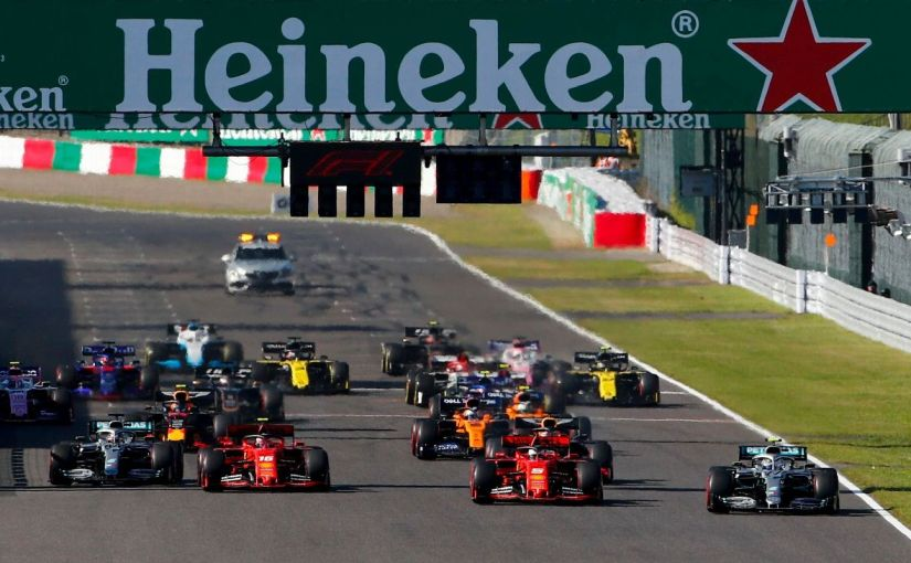 Three big reasons why you should keep up with Formula One now more thanever