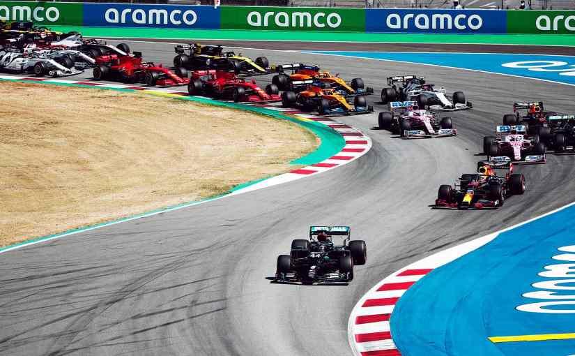 F1 Extra Session – Episode 4:Barcelona