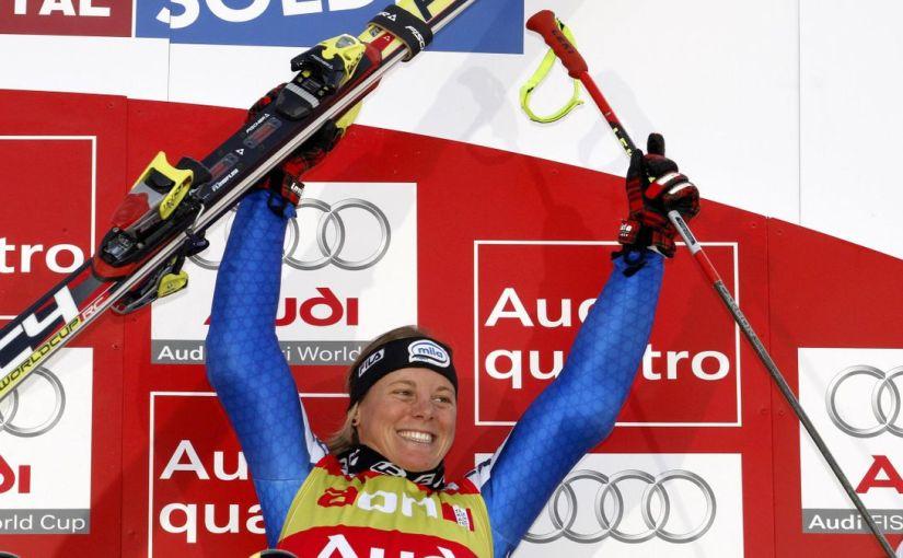 Denise Karbon: an Italian skiinglegend
